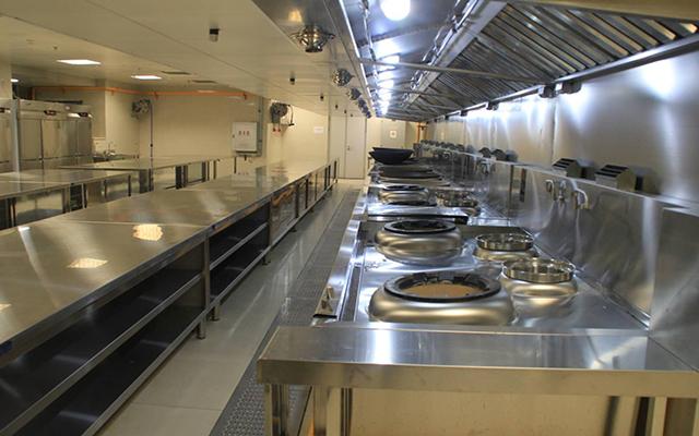 科学规划 厨房空间