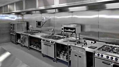 简阳商用厨房设备日常清洗