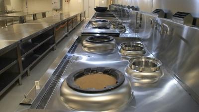 商用酒店厨具设备行业发展基础