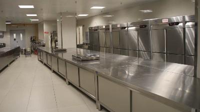 成都商用厨房设备行业开辟了厨电蓝海