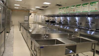 商用厨房设备定制设备是未来的趋势