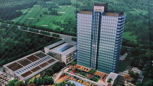 大邑鑫河酒店