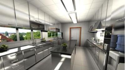 油烟净化器   成都厨房设备