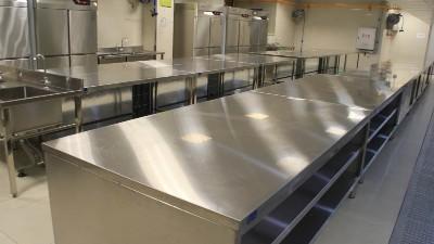 商用酒店厨具设备清洗与维护